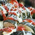 Courgettes hassekback