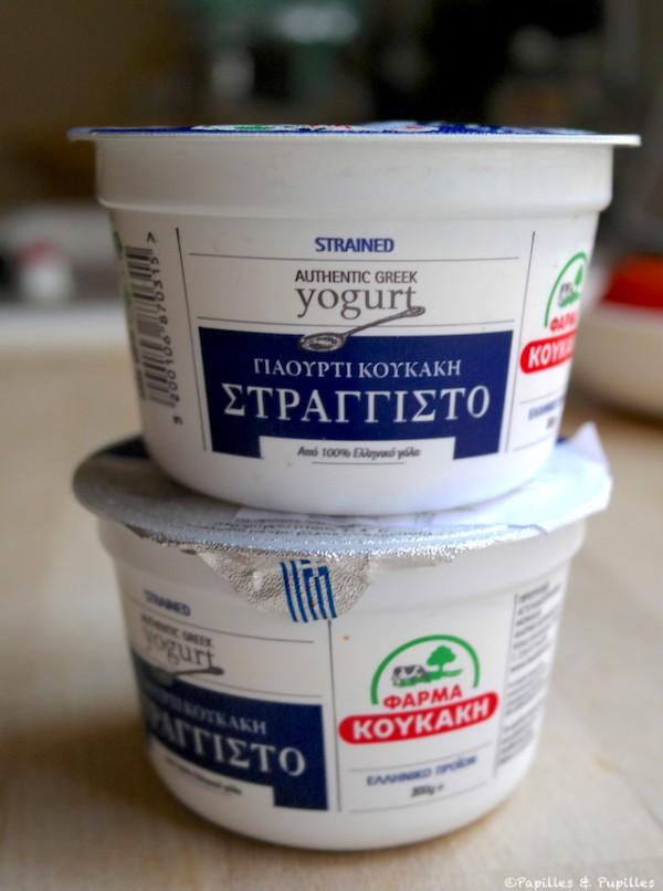 Yaourts grecs
