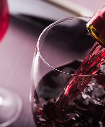 vin rouge (c) Dima Sobko shutterstock