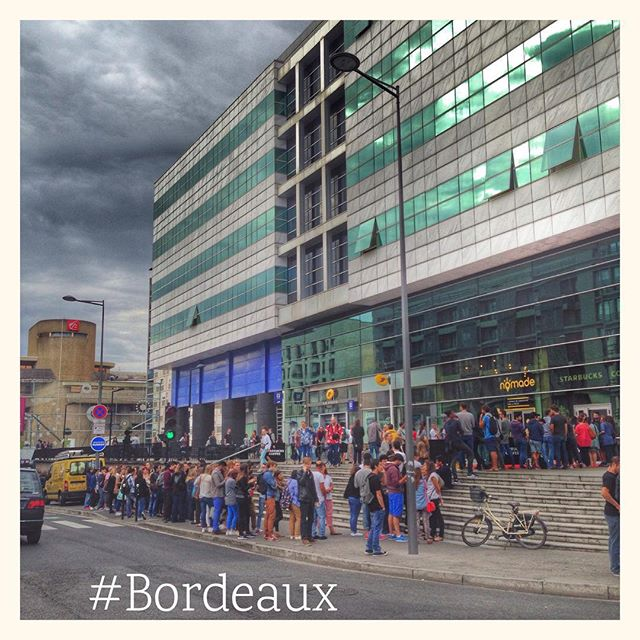 Etchebest 1 - Starbucks 1 #Bordeaux #Bdxlive