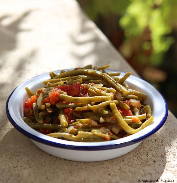Haricots verts l 39 italienne - Livre cuisine portugaise ...