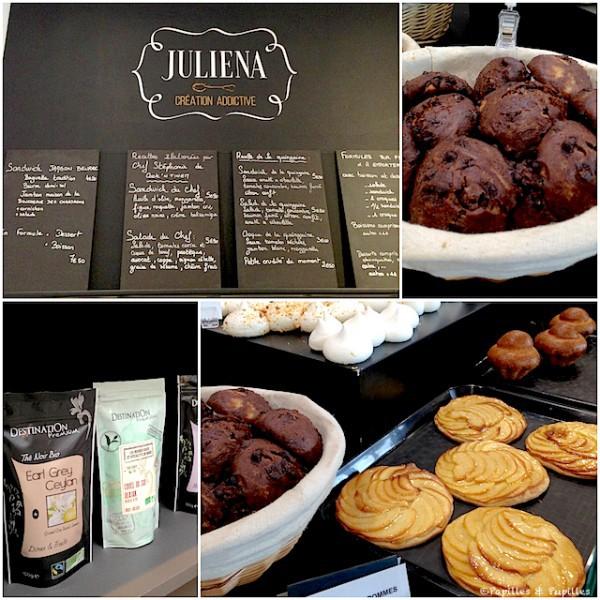 Juliena - Petits gâteaux
