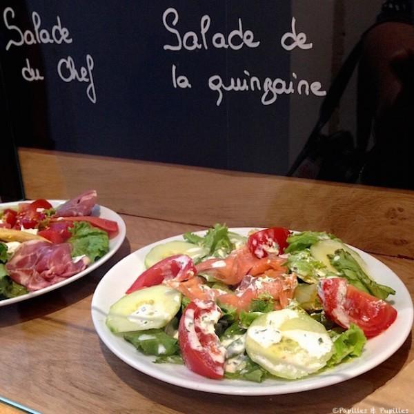 Salade Juliena