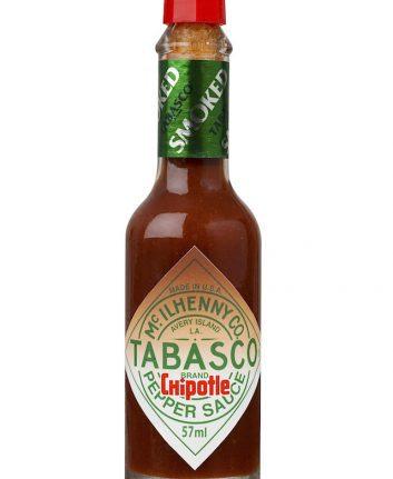 Sauce Tabasco Chipotle