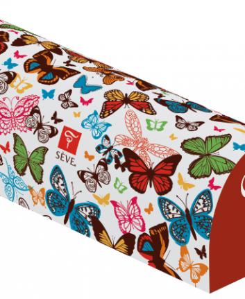 Bûche Butterfly - Maison Sève
