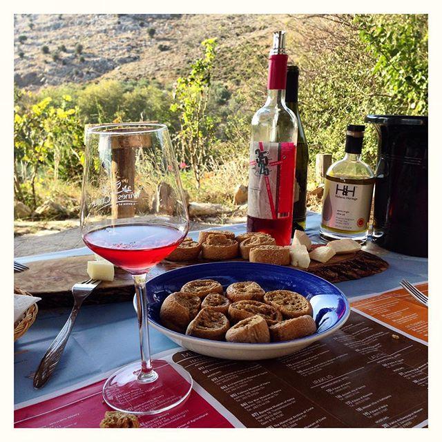 Dégustation / wine tasting - Crète