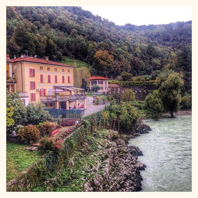 Soča river - Kanal ob Soči