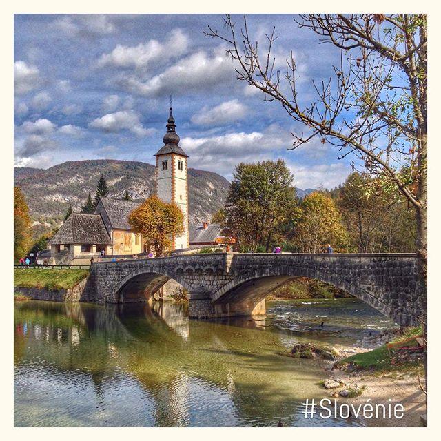 Église Saint Jean Baptiste - Bohinj - Slovénie