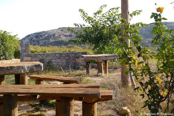 Clos Miliarakis - Dégustations de vins dans le vignoble