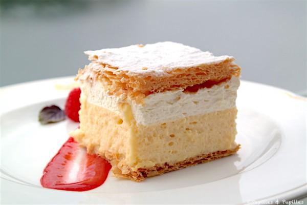 Cream Cake - Bled, Slovénie