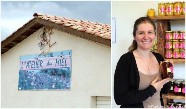 Dominique Pellet - L'Atelier du Miel