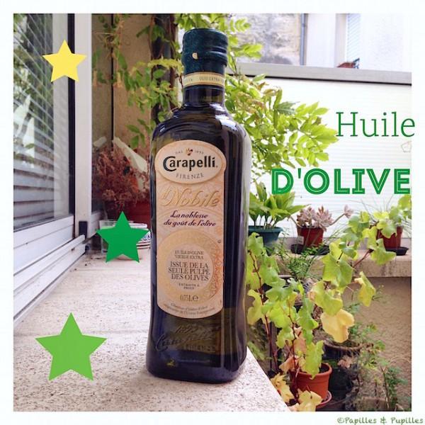 Huile d'olive Carapelli - Il Nobile