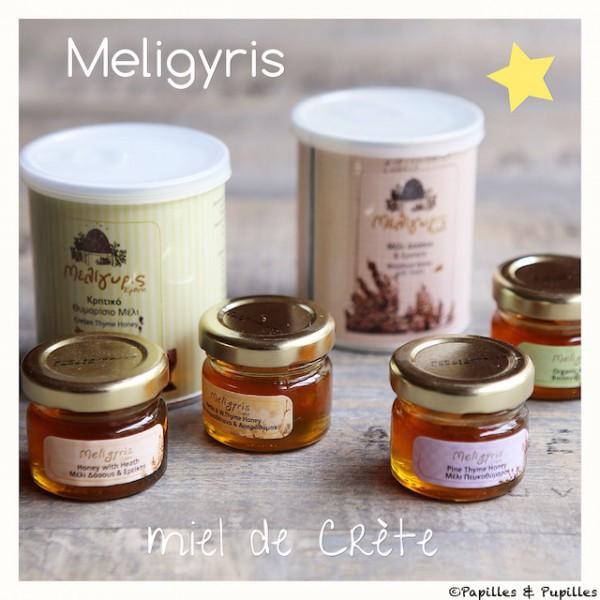 Miel Meligyris - Miel de Crète