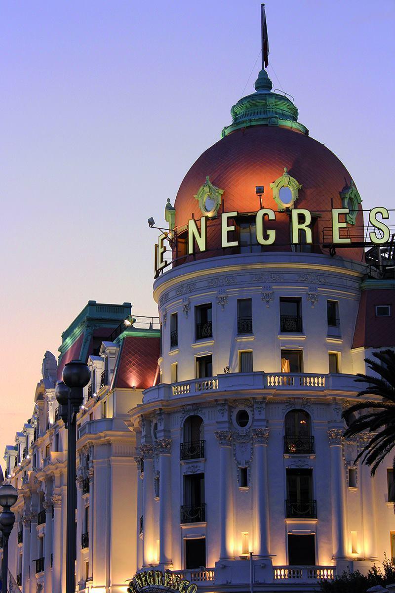 Négresco - Nice