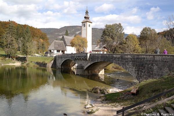Petite église, Slovénie