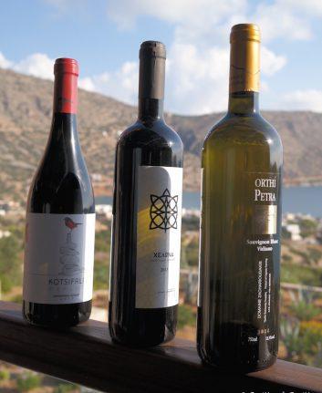 Vins Crétois