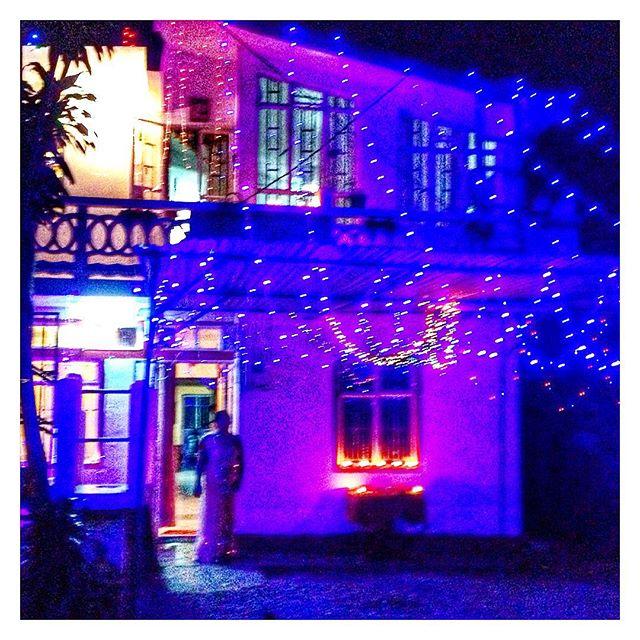 Fête de Diwali - Les maisons sont parées de lumières - #IleMaurice