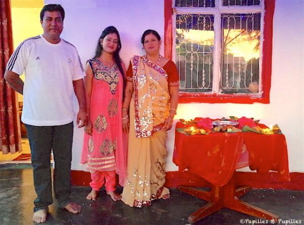 Diwali chez Veeren