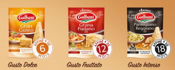 Grana Padano - Galbani