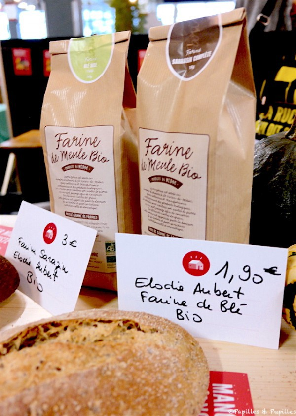 Les pains d'Elodie Aubert