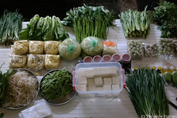 Soja et tofu