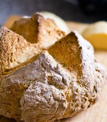 Irish Soda Bread ©Jamboid CC BY-NC-ND 2.0