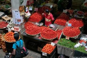 Tomates du marché