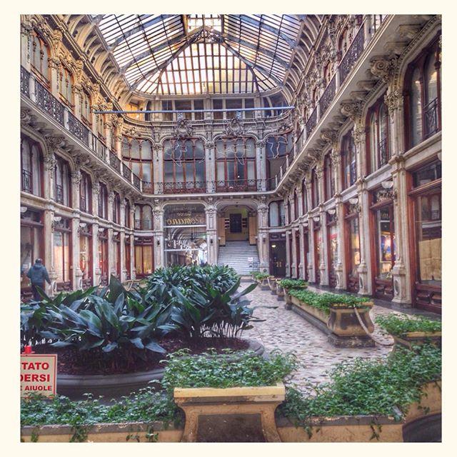 Galleria Subalpina - Turin