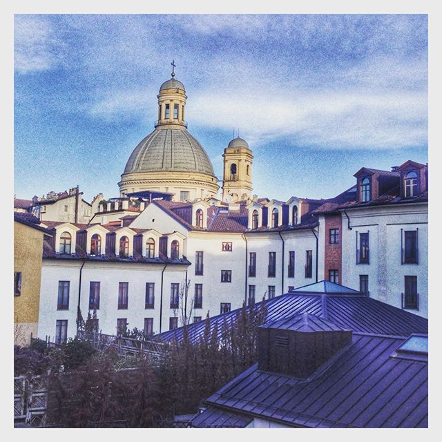 From Turin with love