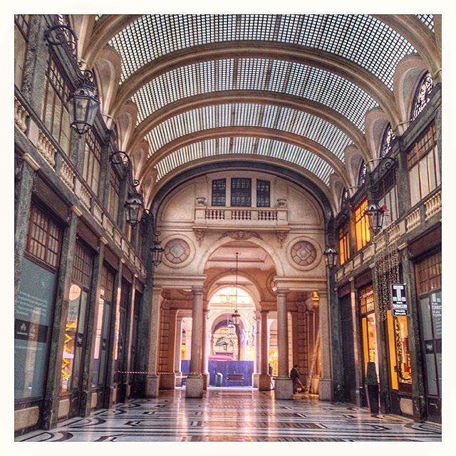 Galleria San Federico - Turin