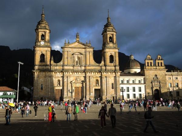 Bogota shutterstock