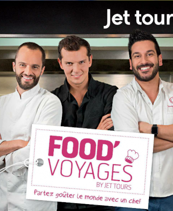 Food'Voyages by Jet Tours