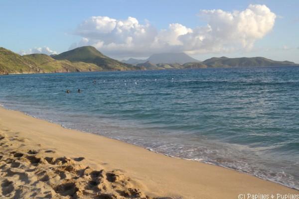 La plage - Saint Kitts & Nevis