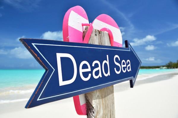 Mer Morte - Israel (c) Pincasso shutterstock