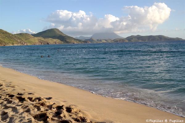 Plage - Saint Kitts et Nevis