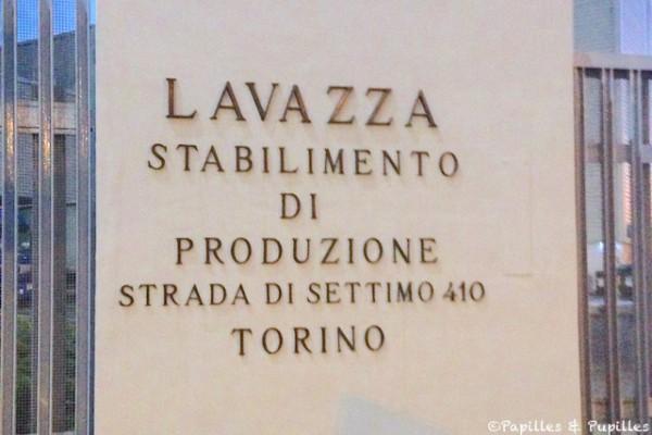 Site de production Lavazza