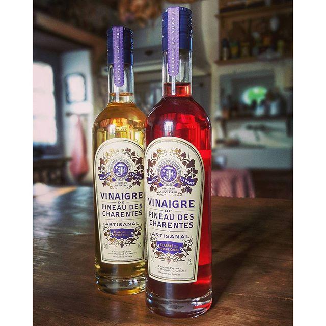 Vinaigre de Pineau des Charentes - Fleuriet