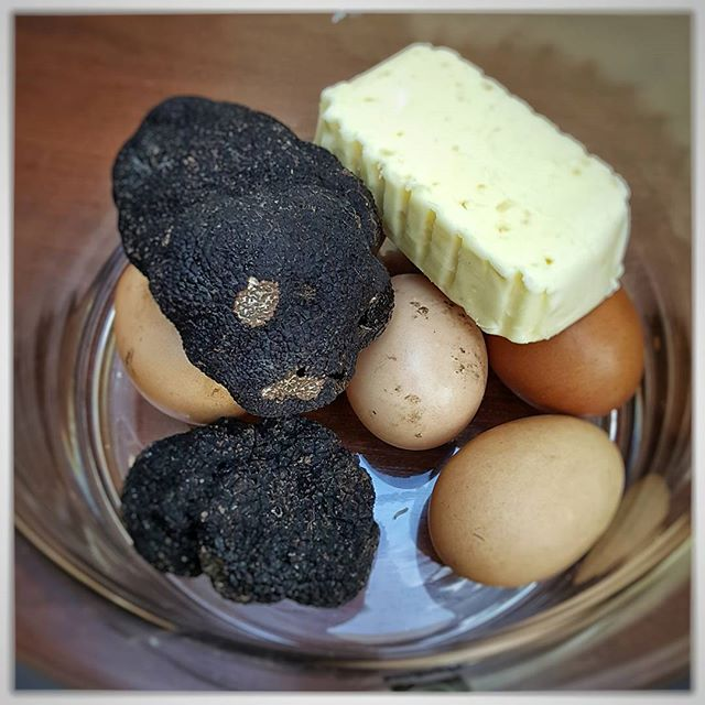 Truffes Charentaises