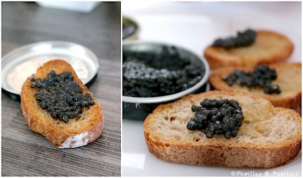 Caviar - Pisciculture du Moulin - Gensac La Pallue