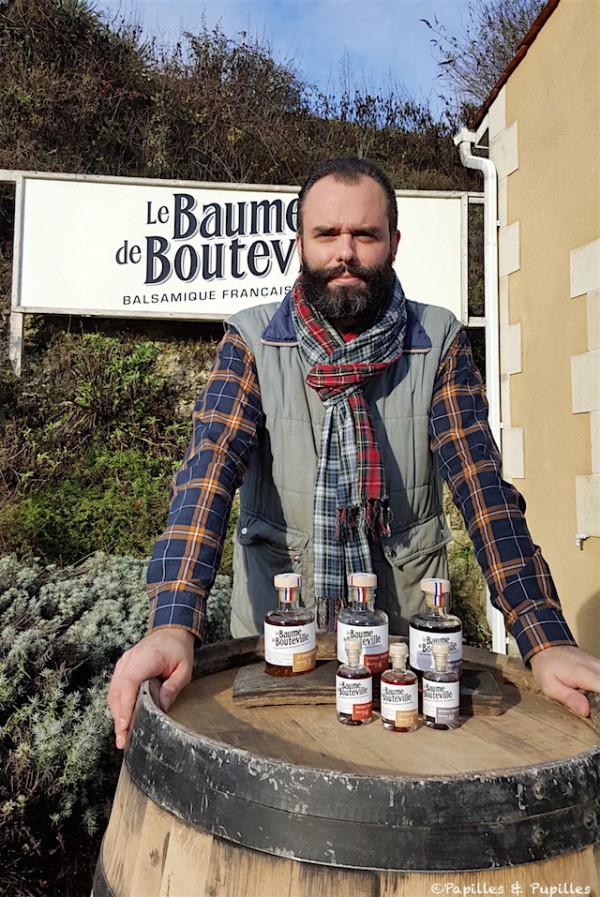 Cédric Raynaud - Le Baume de Bouteville