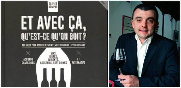 Et avec cela qu'est ce qu'on boit - Olivier Bompas