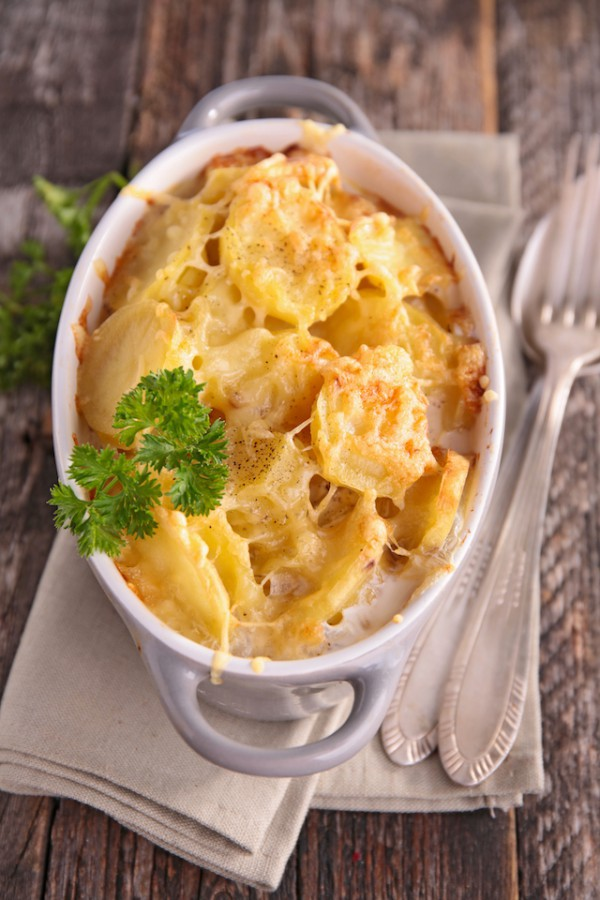 Gratin (c) margouillat photo shutterstock