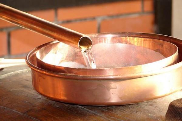 La distillation continue (c) Guillon Painturaud