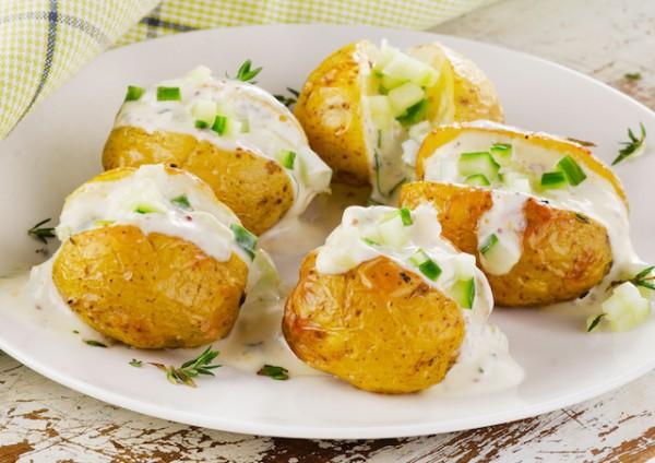 On fond pour les pommes de terre au four - La pomme de terre est elle un legume ...