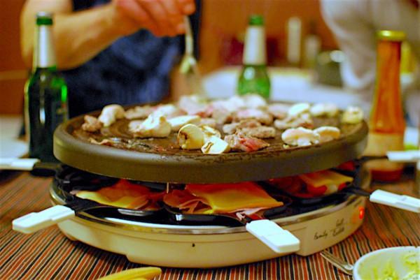 Raclette ©Benjamin Jopen CC BY-SA 20