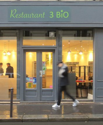 Restaurant 3 bio