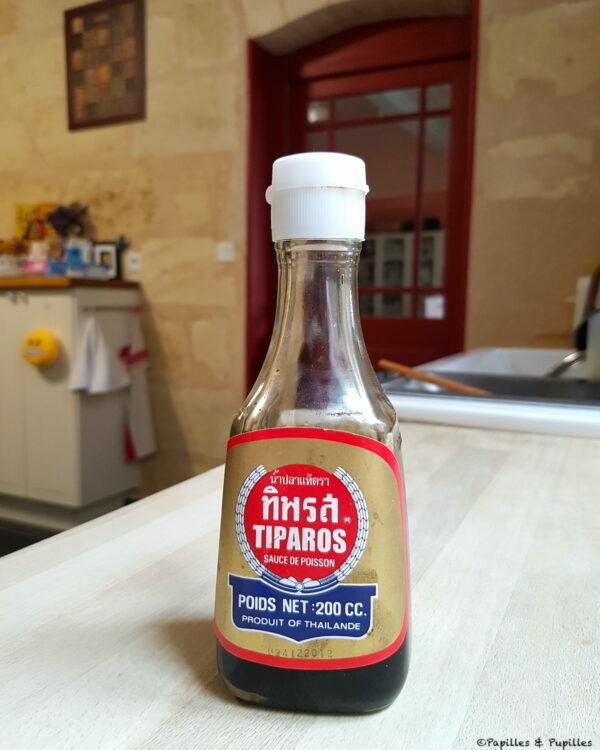 Sauce poisson