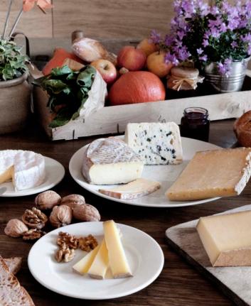 Assortiment de fromages (c) D Meignan CNIEL
