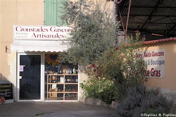 Croustades Gasconnes artisanales