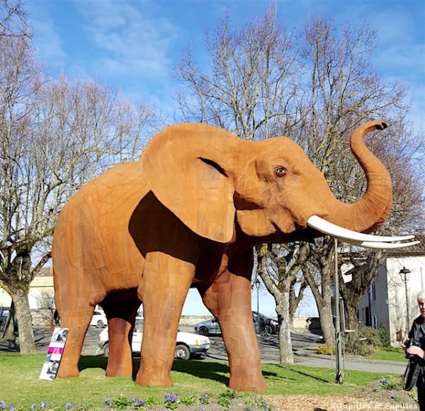 Elephant de Lectoure